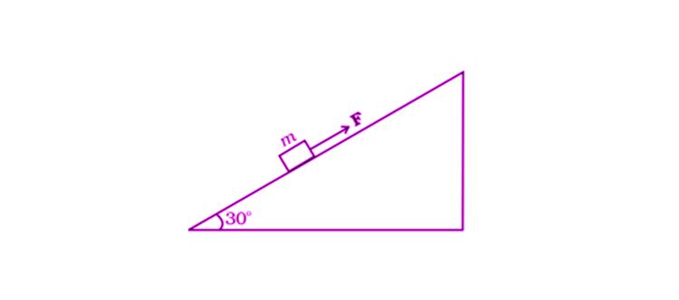 Exemplar Solutions Physics Class 11 Chapter 6 - 27