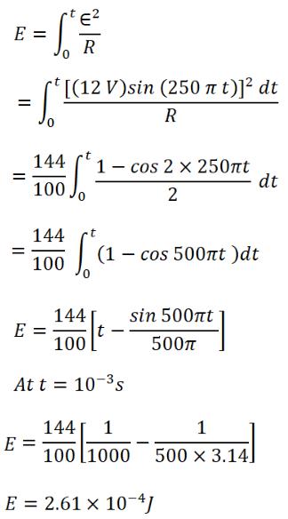HC Verma Class 12 Ch 17 Solution 11