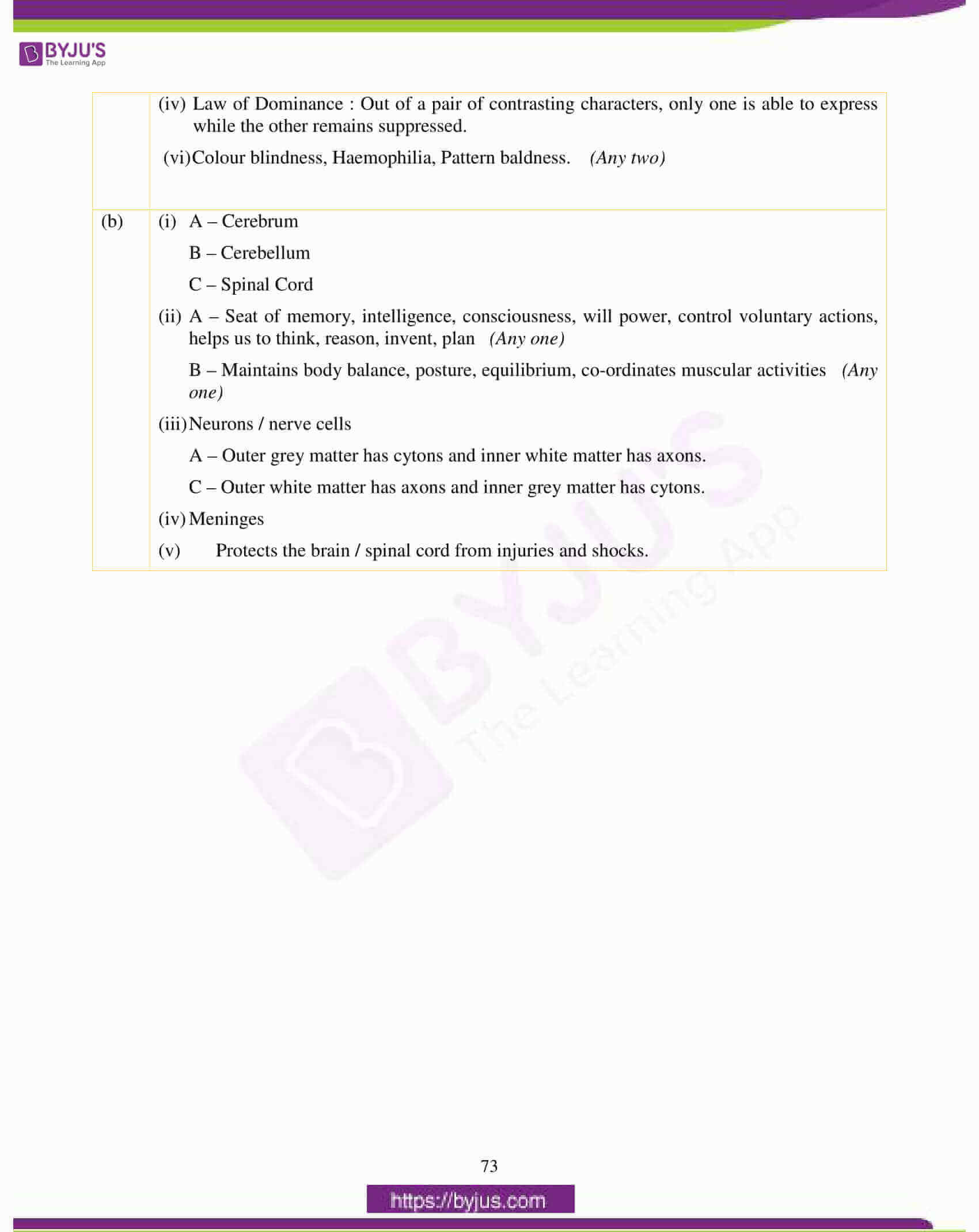 icse class 10 biology question paper solution 2017 23