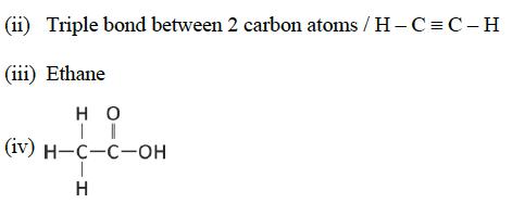 ICSE Class 10 Chemistry Qs Paper 2019 Solution-3
