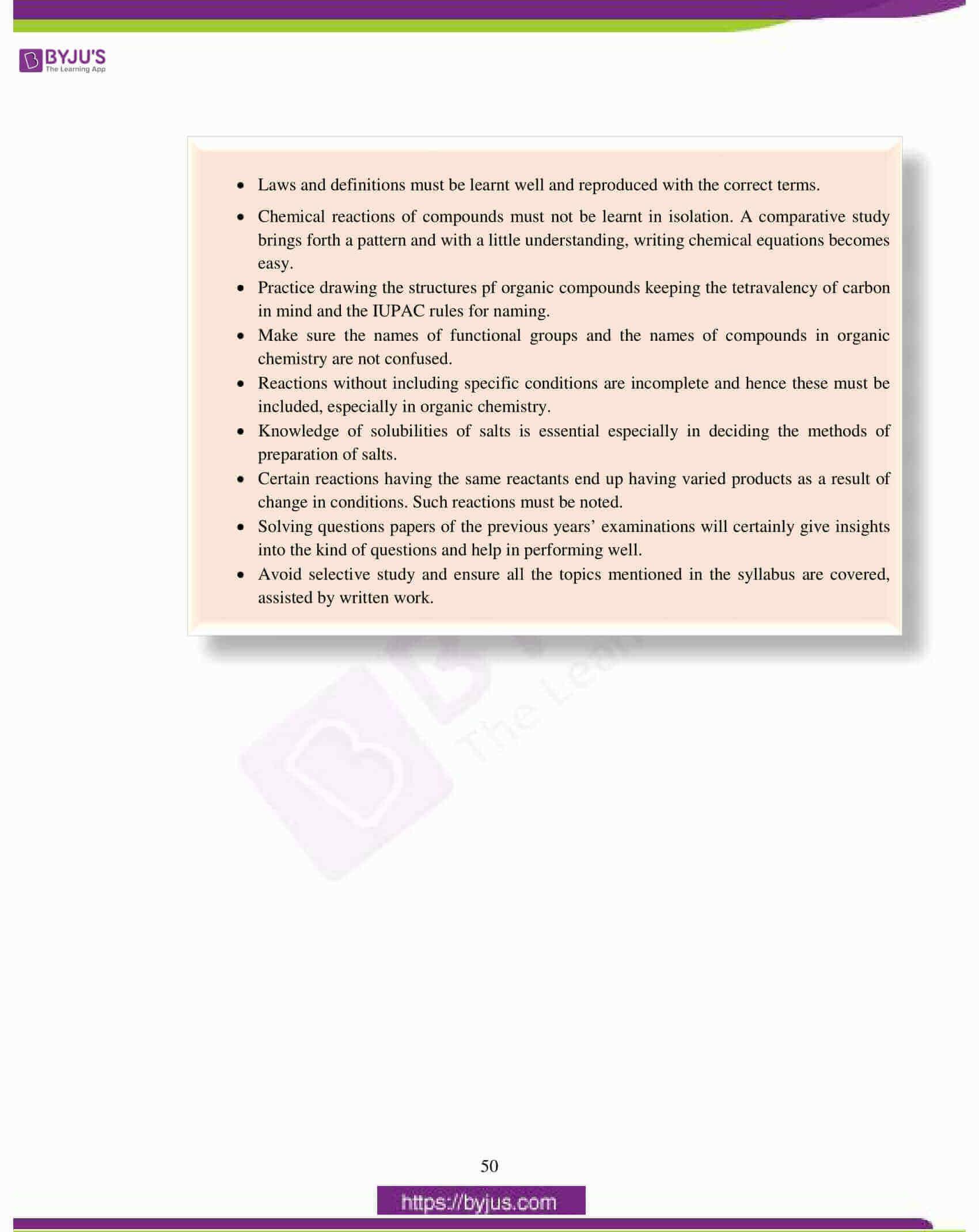icse class 10 chemistry question paper solution 2017 22