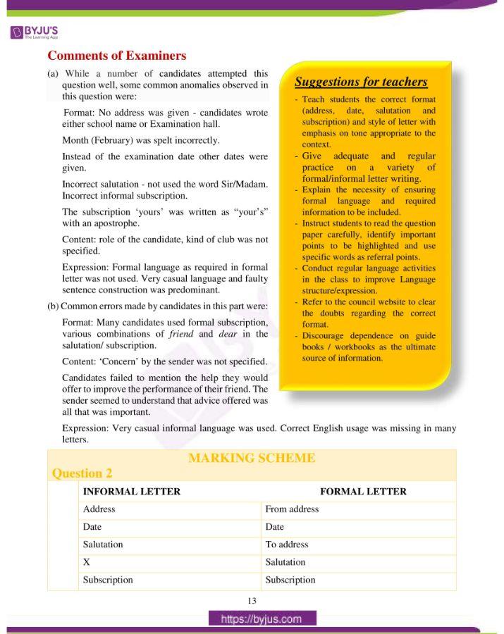 icse class 10 eng lan question paper solution 2019 04