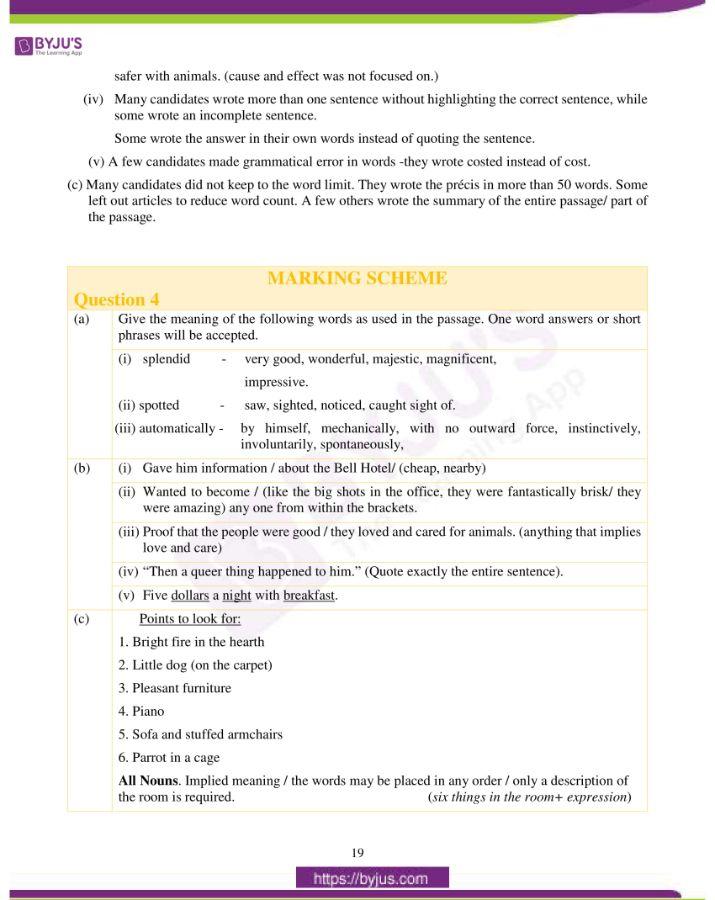 icse class 10 eng lan question paper solution 2019 10