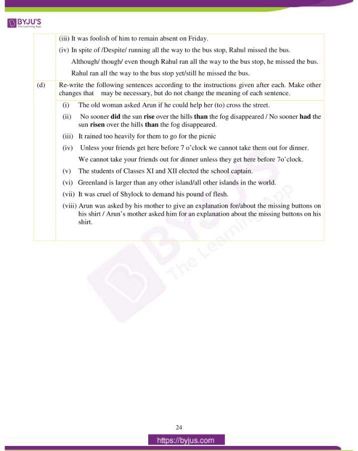 icse class 10 eng lan question paper solution 2019 15