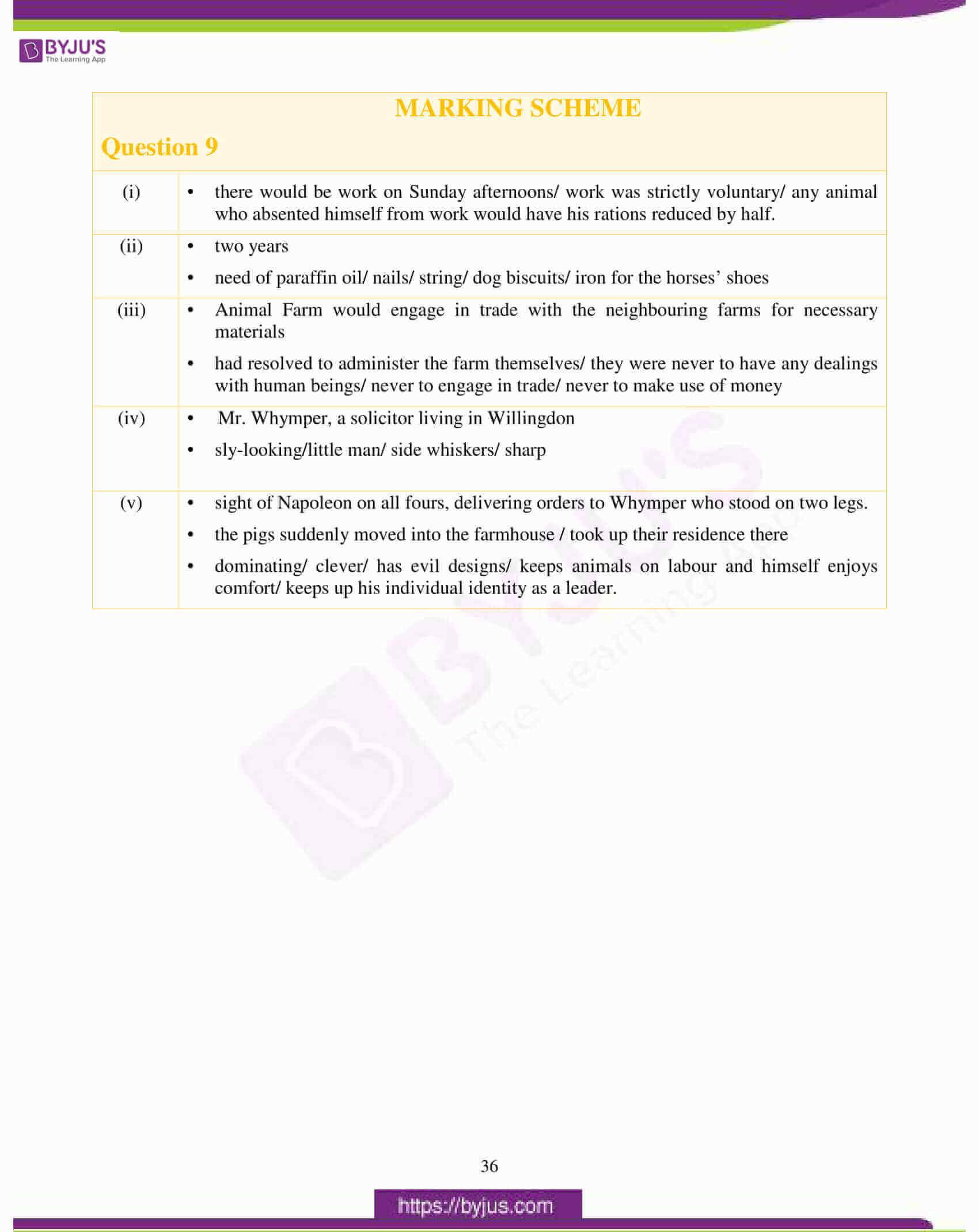 icse class 10 eng lit question paper solution 2017 16