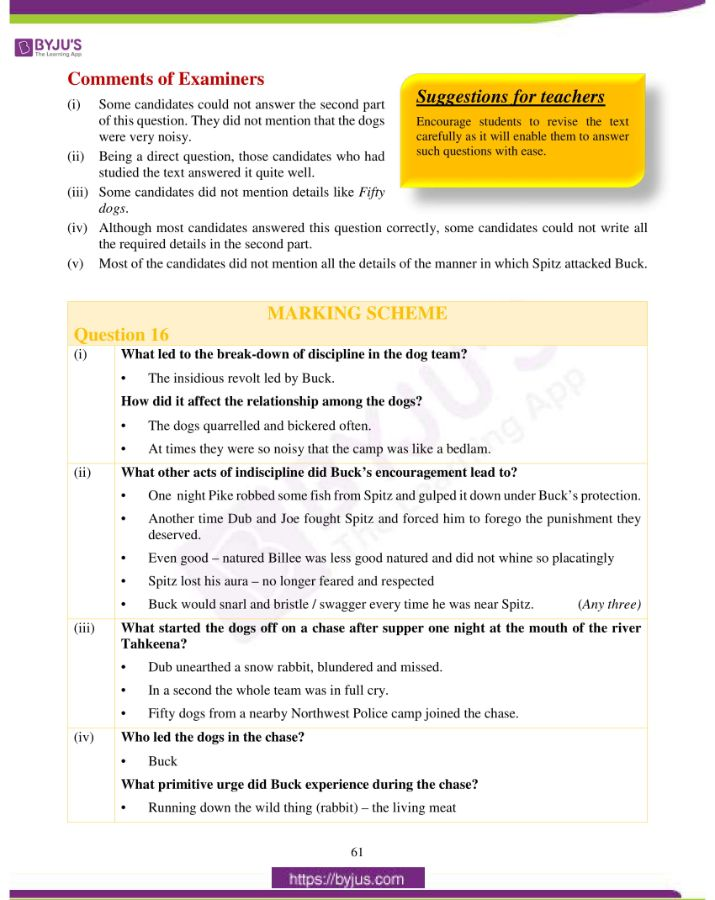 icse class 10 eng lit question paper solution 2019 35
