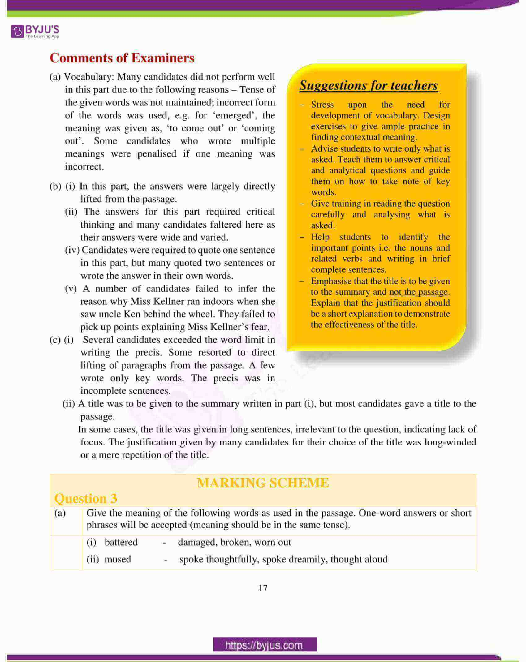 icse class 10 english lan question paper solution 2018 08