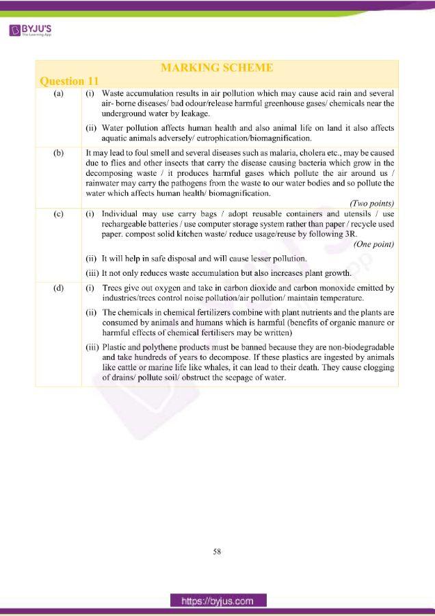icse class 10 geo question paper solution 2019 26