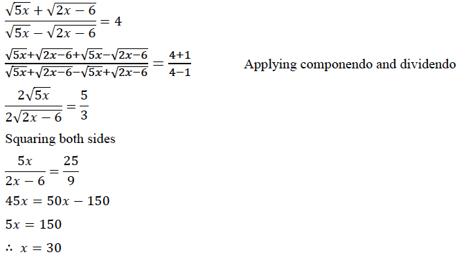 ICSE Class 10 Maths Qs Paper 2019 Solution-24