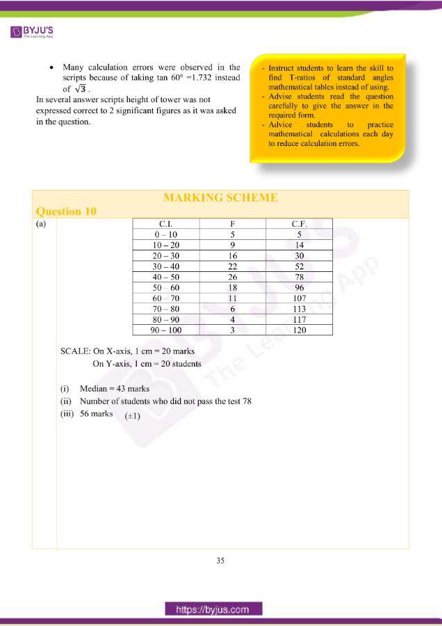 icse class 10 maths question paper solution 2019 26