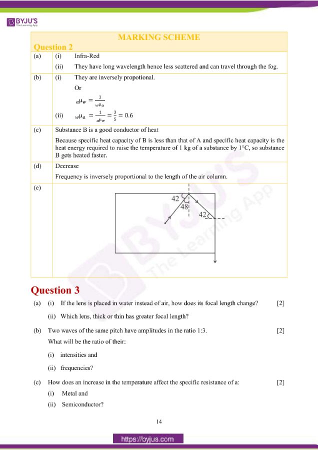 icse class 10 phy question paper solution 2019 05