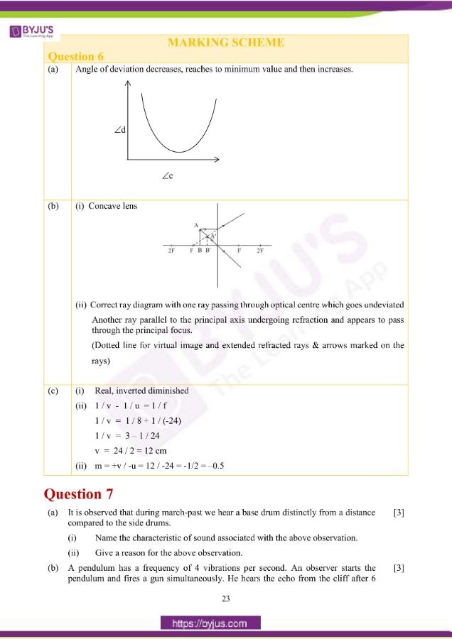 icse class 10 phy question paper solution 2019 14