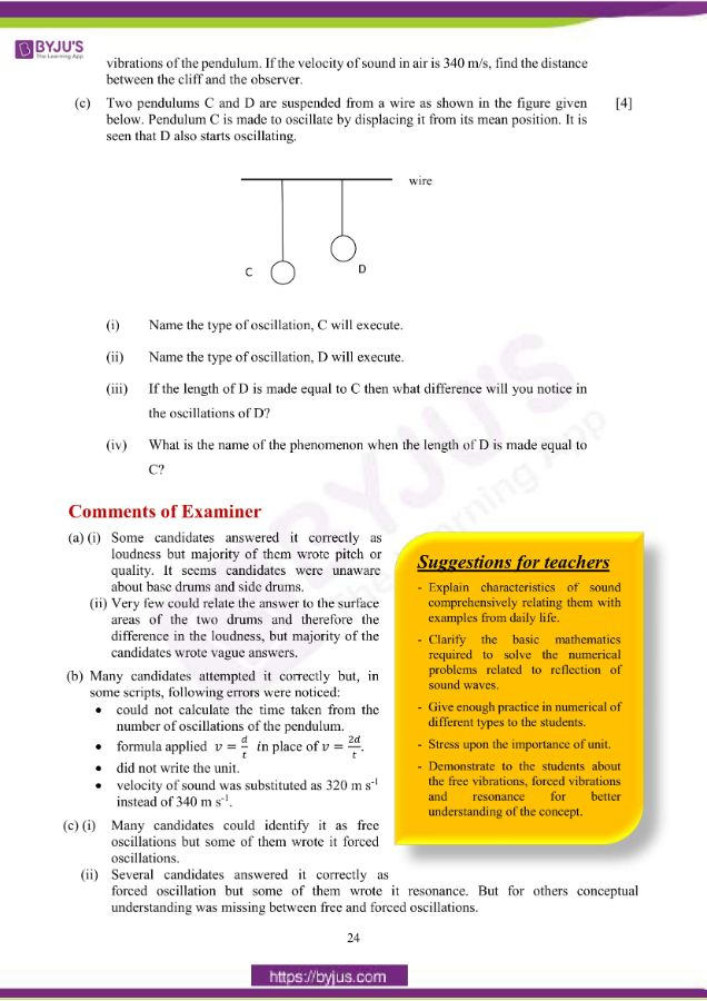 icse class 10 phy question paper solution 2019 15
