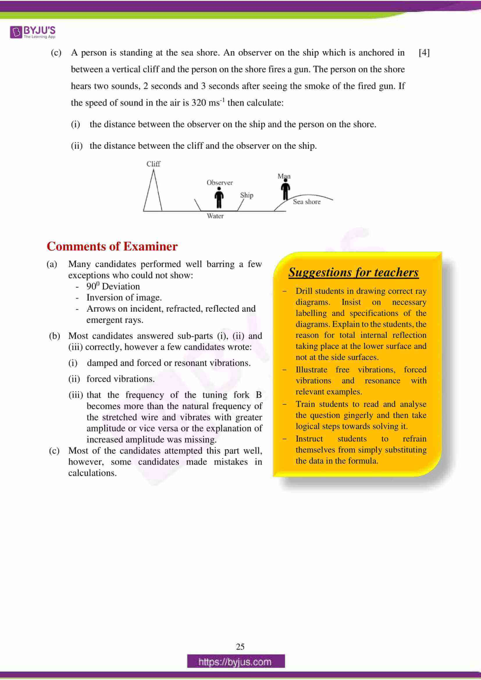 icse class 10 physics question paper solution 2018 16