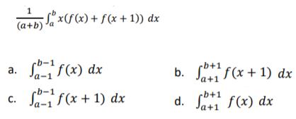 JEE Past Year Questions on Definite Integrals