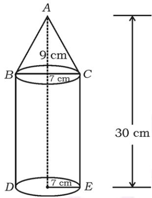 KSEEB class 10 maths 2018 question 36