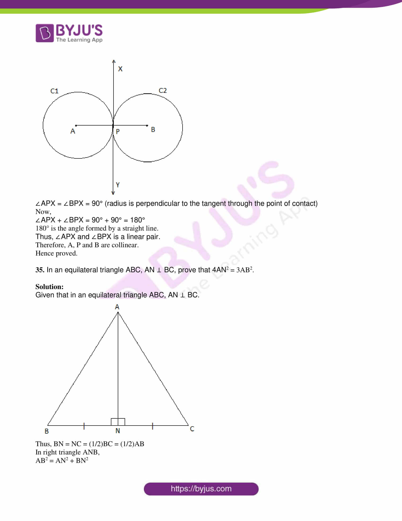 kseeb class 10 maths question paper solution 2017 15