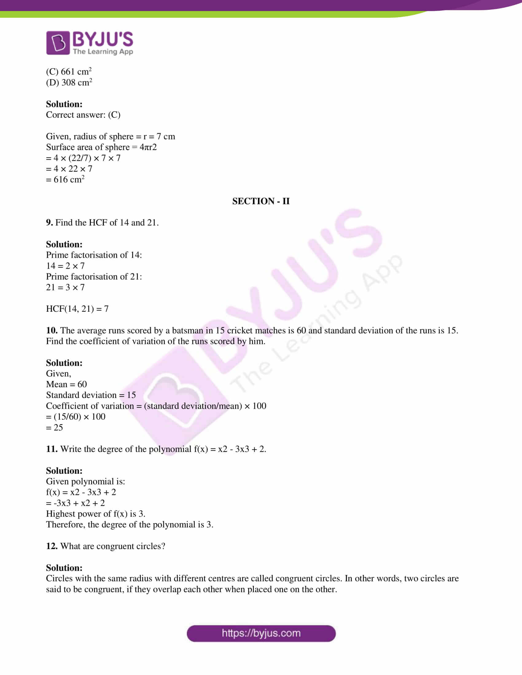 kseeb class 10 maths question paper solution 2018 04