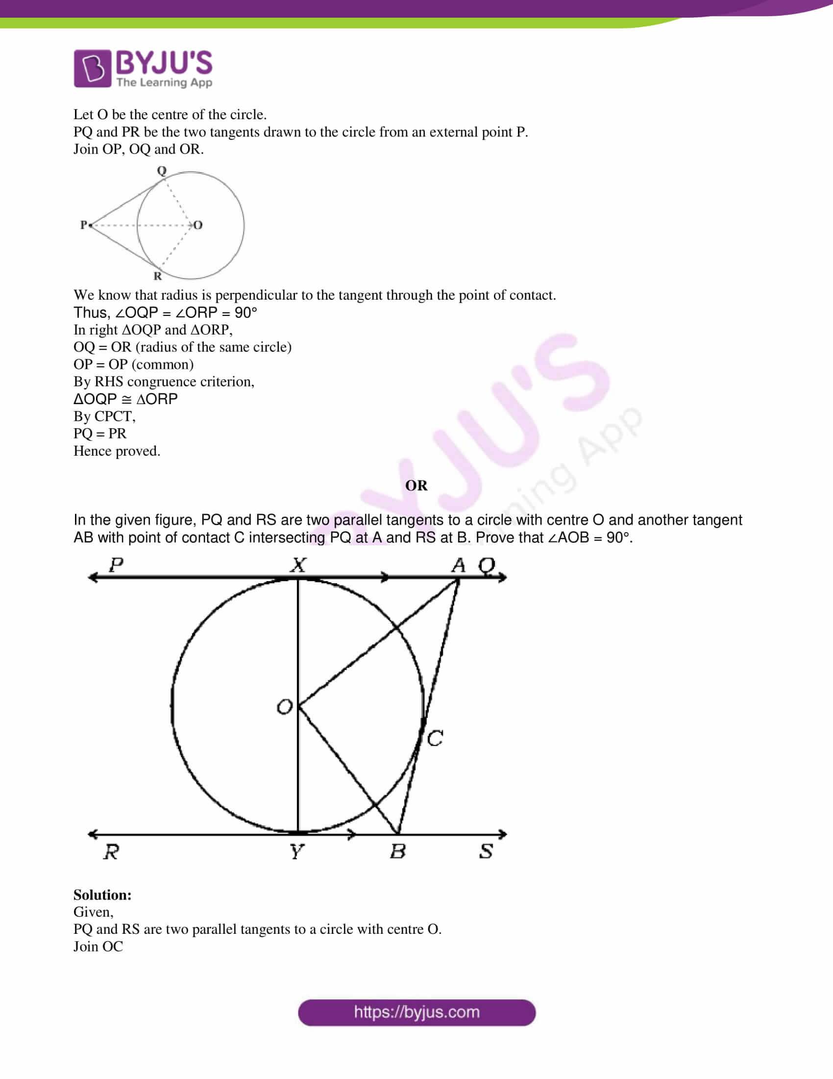 kseeb class 10 maths question paper solution 2019 15