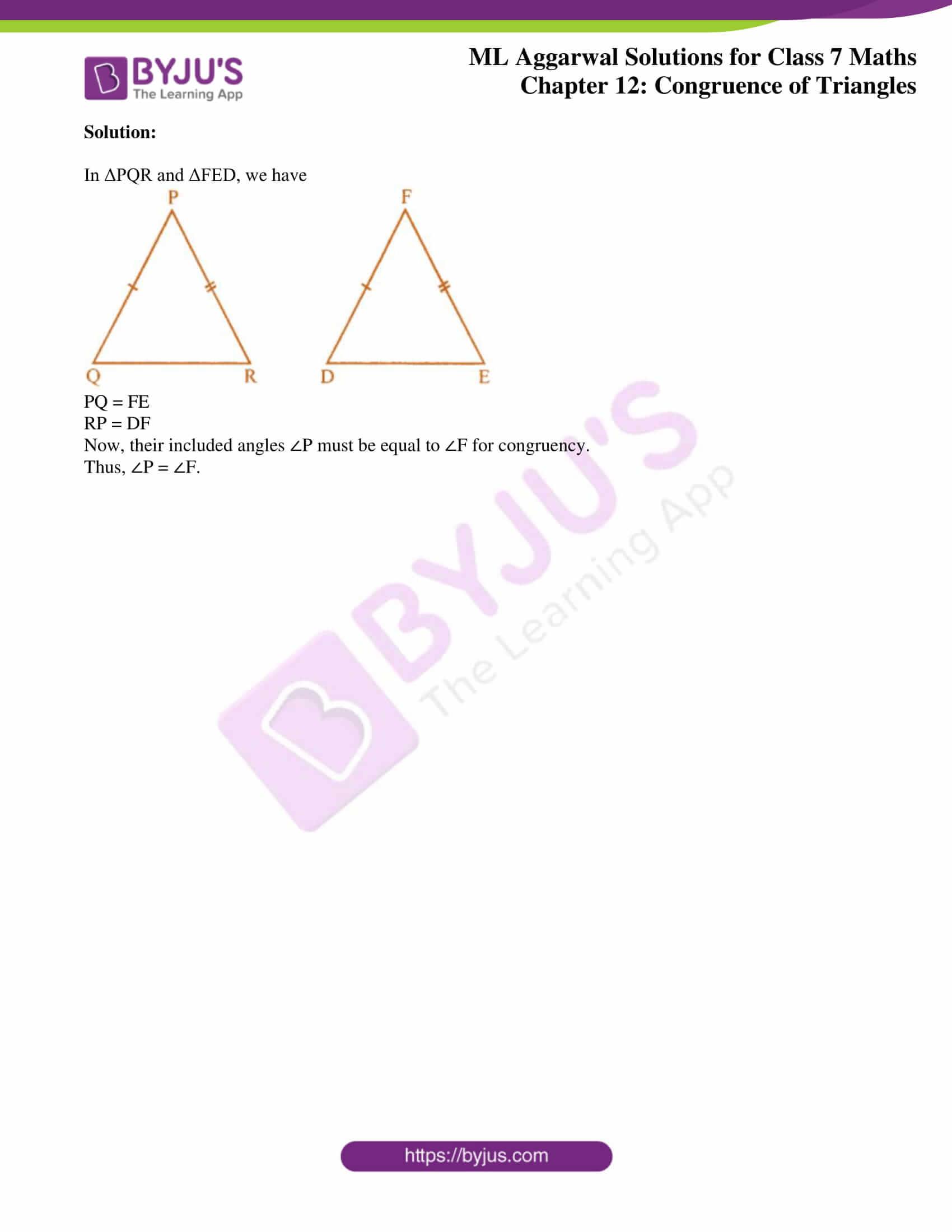 ml aggarwal sol class 7 maths chapter 12 5
