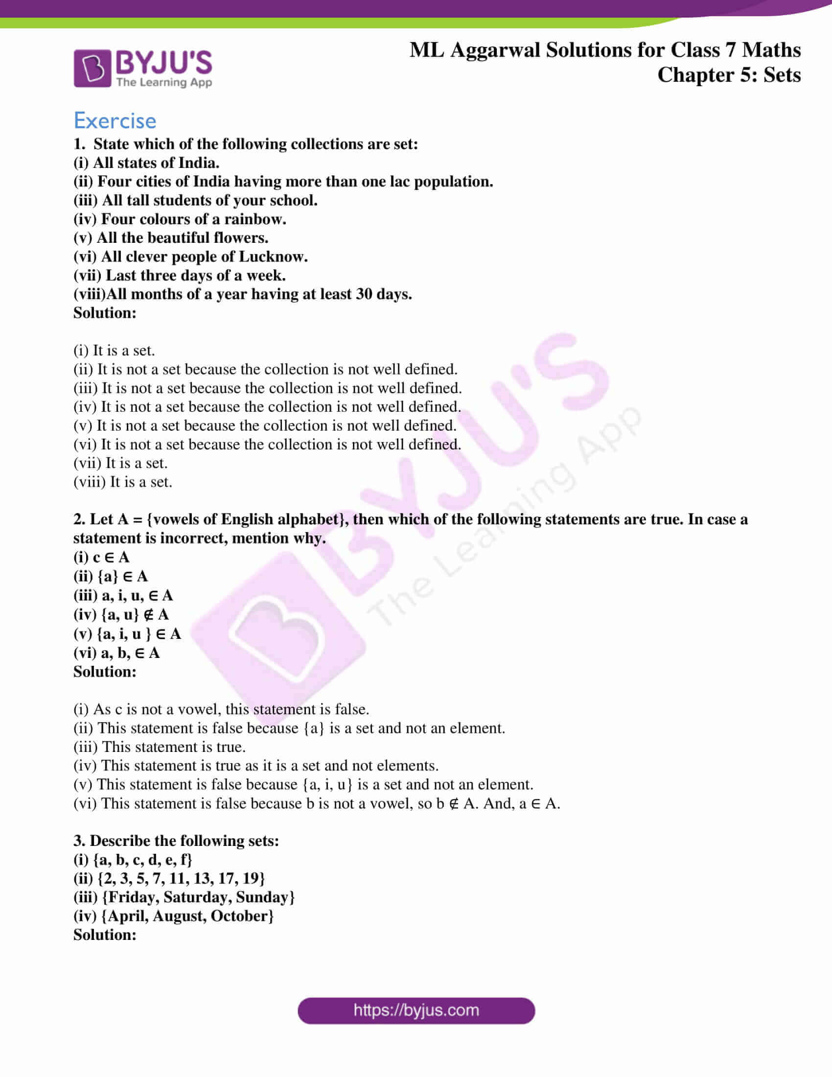 ml aggarwal sol class 7 maths chapter 5 1