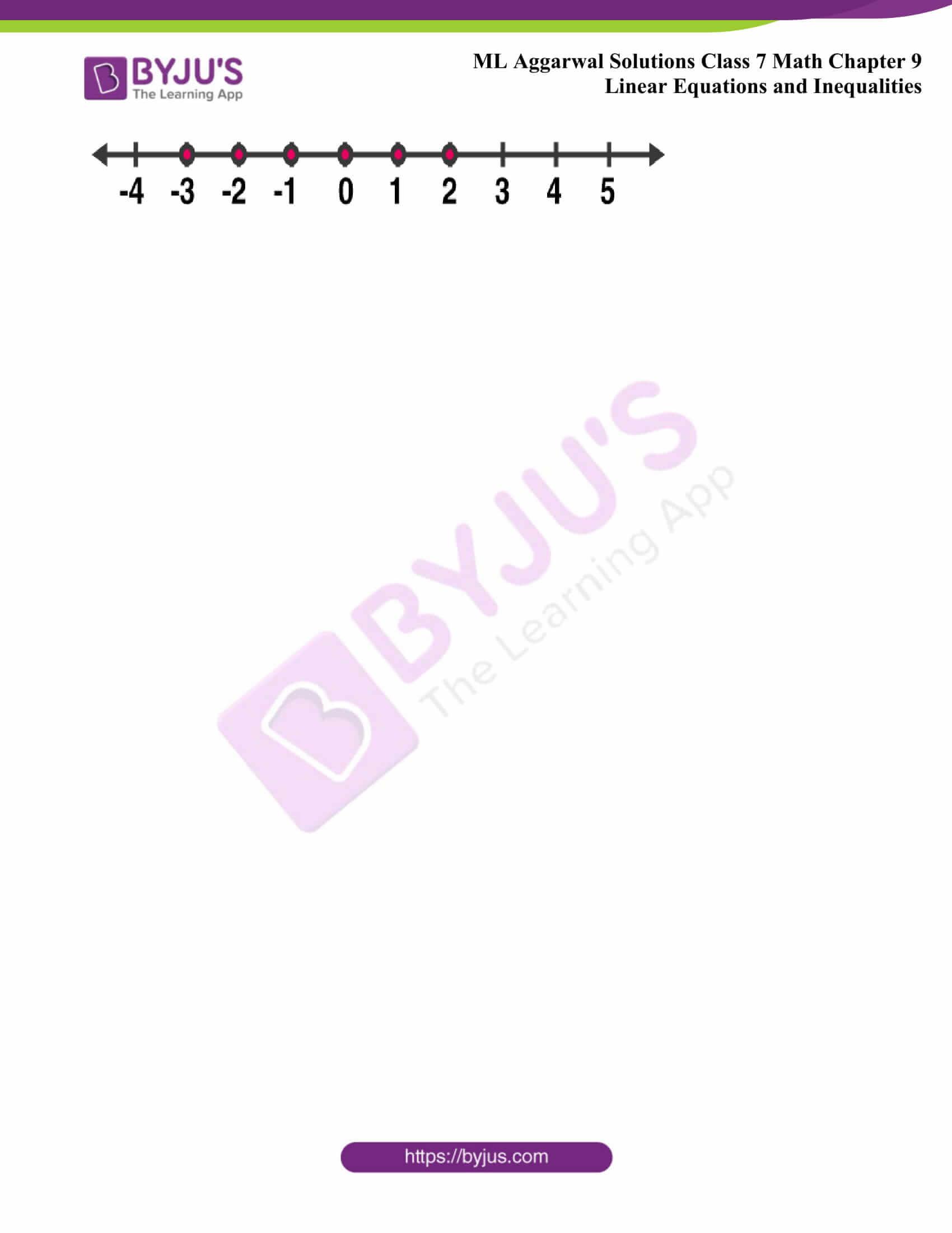 ml aggarwal sol class 7 maths chapter 9 5