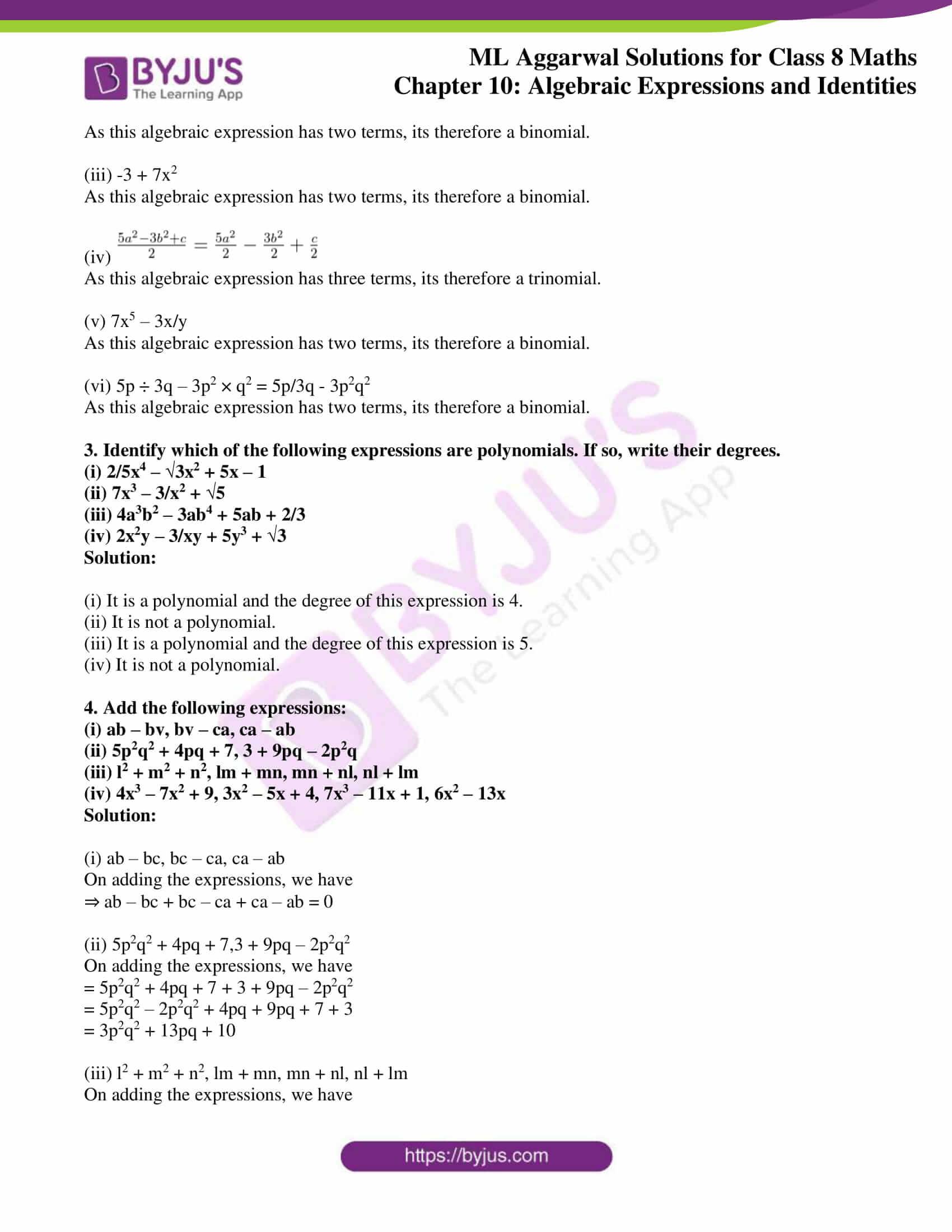ml aggarwal sol mathematics class 8 ch 10 02