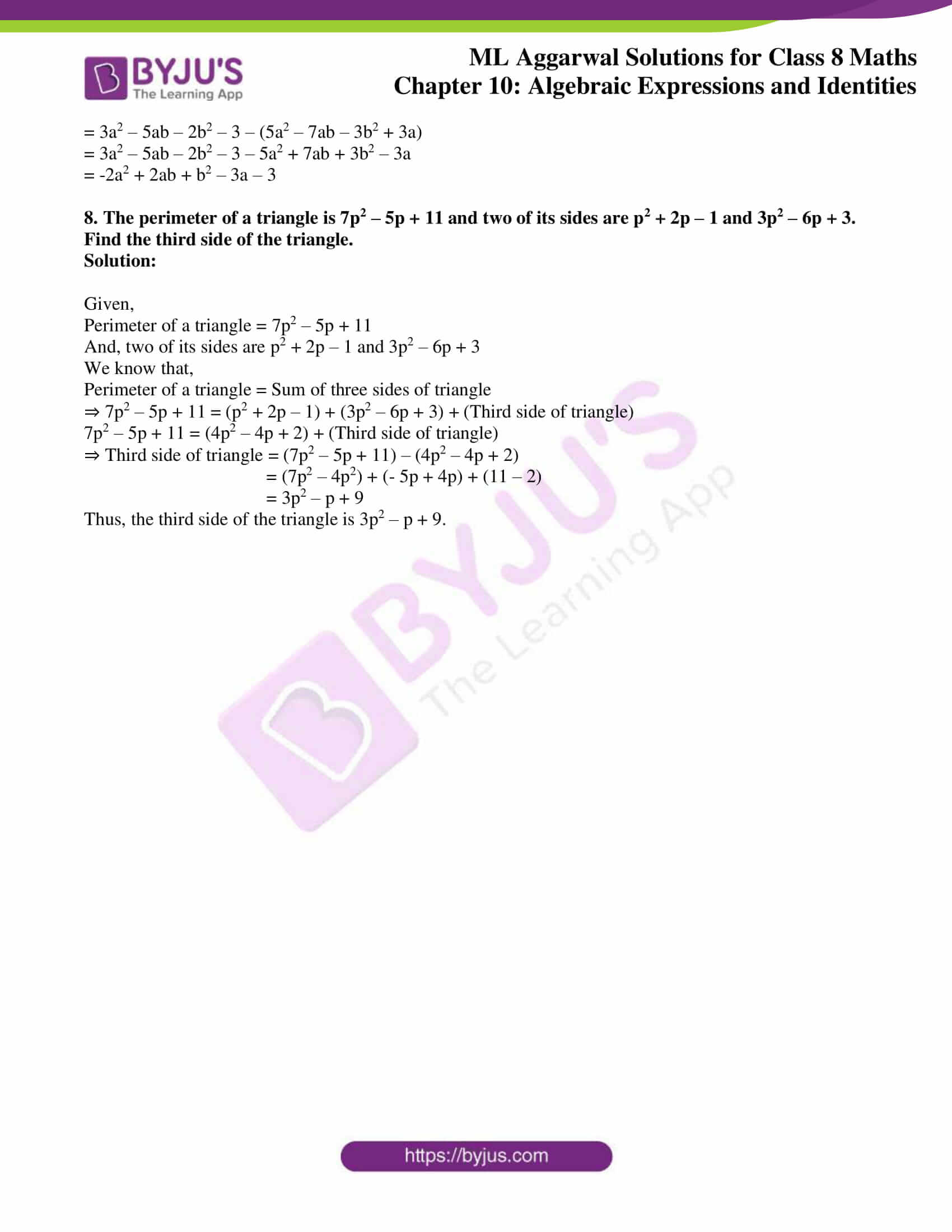 ml aggarwal sol mathematics class 8 ch 10 04