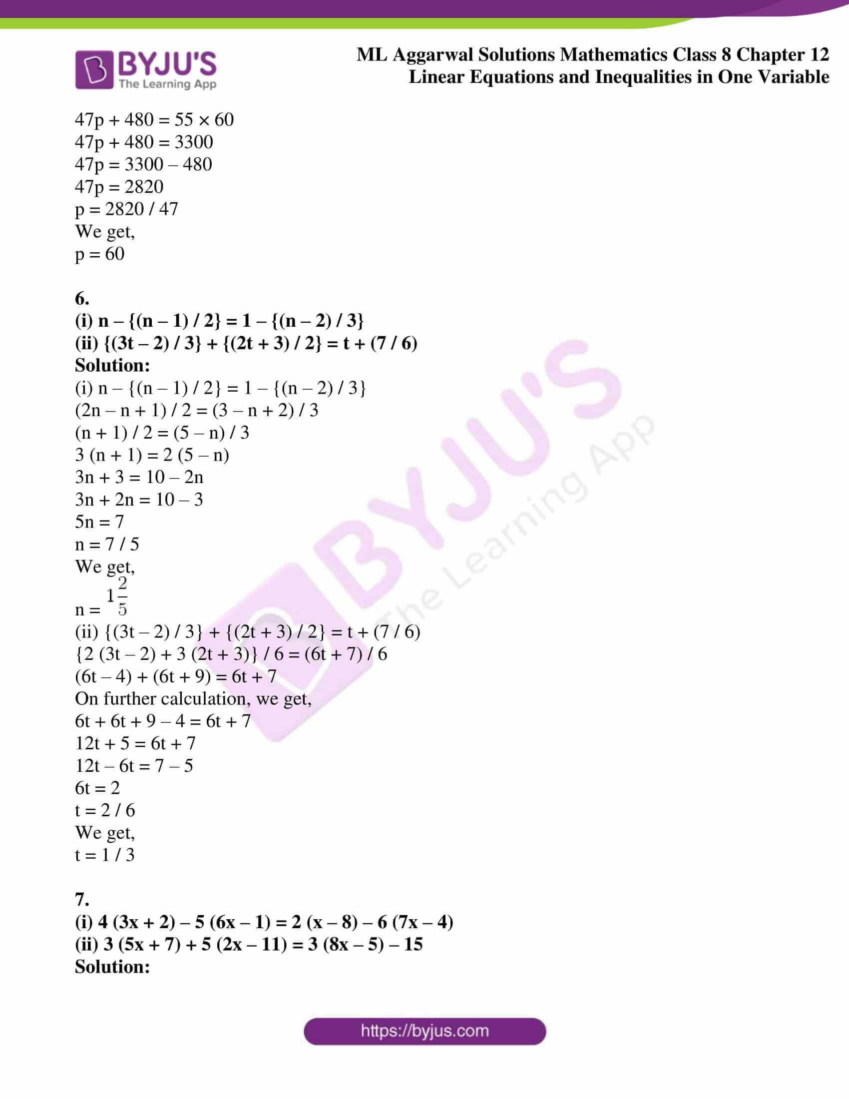 ml aggarwal sol mathematics class 8 ch 12 04
