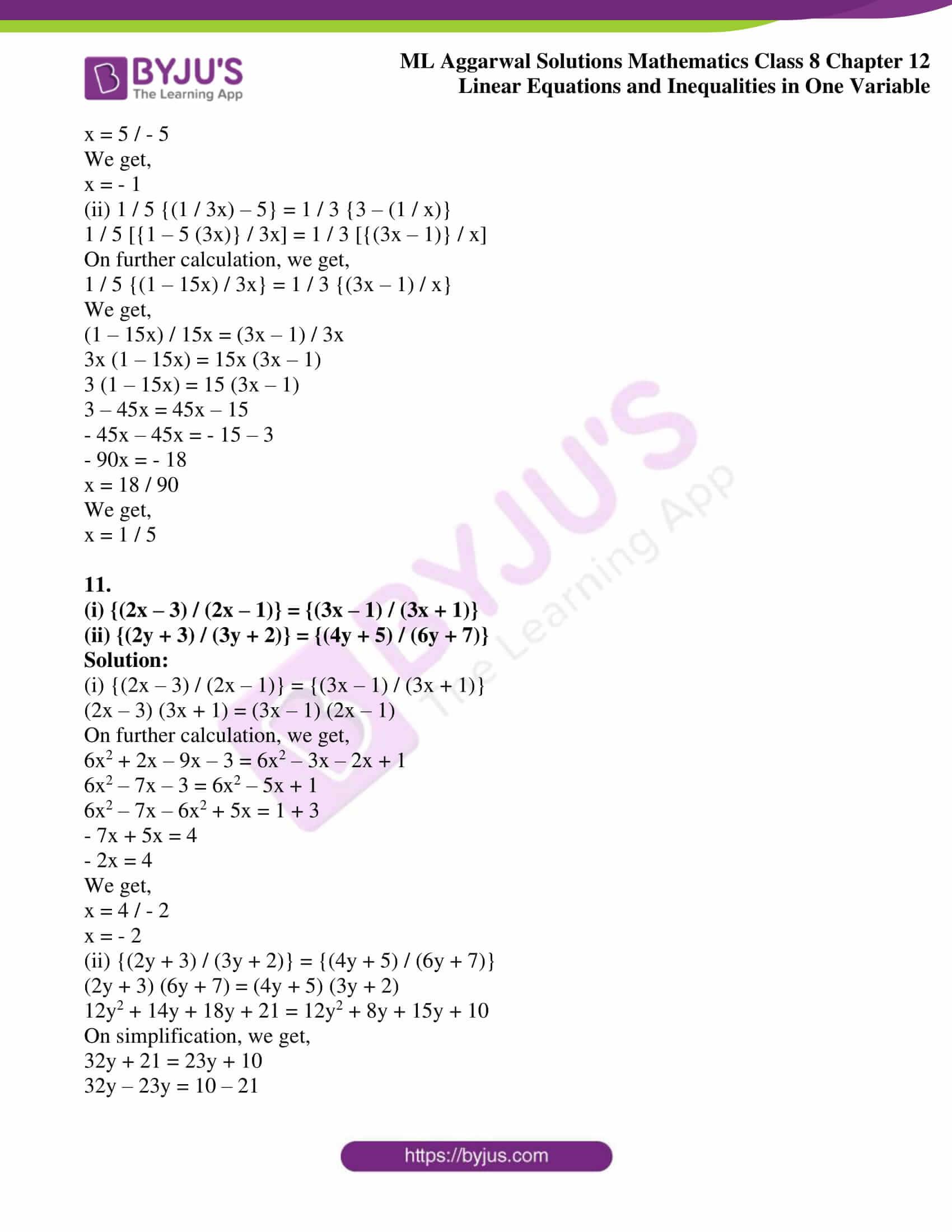 ml aggarwal sol mathematics class 8 ch 12 07