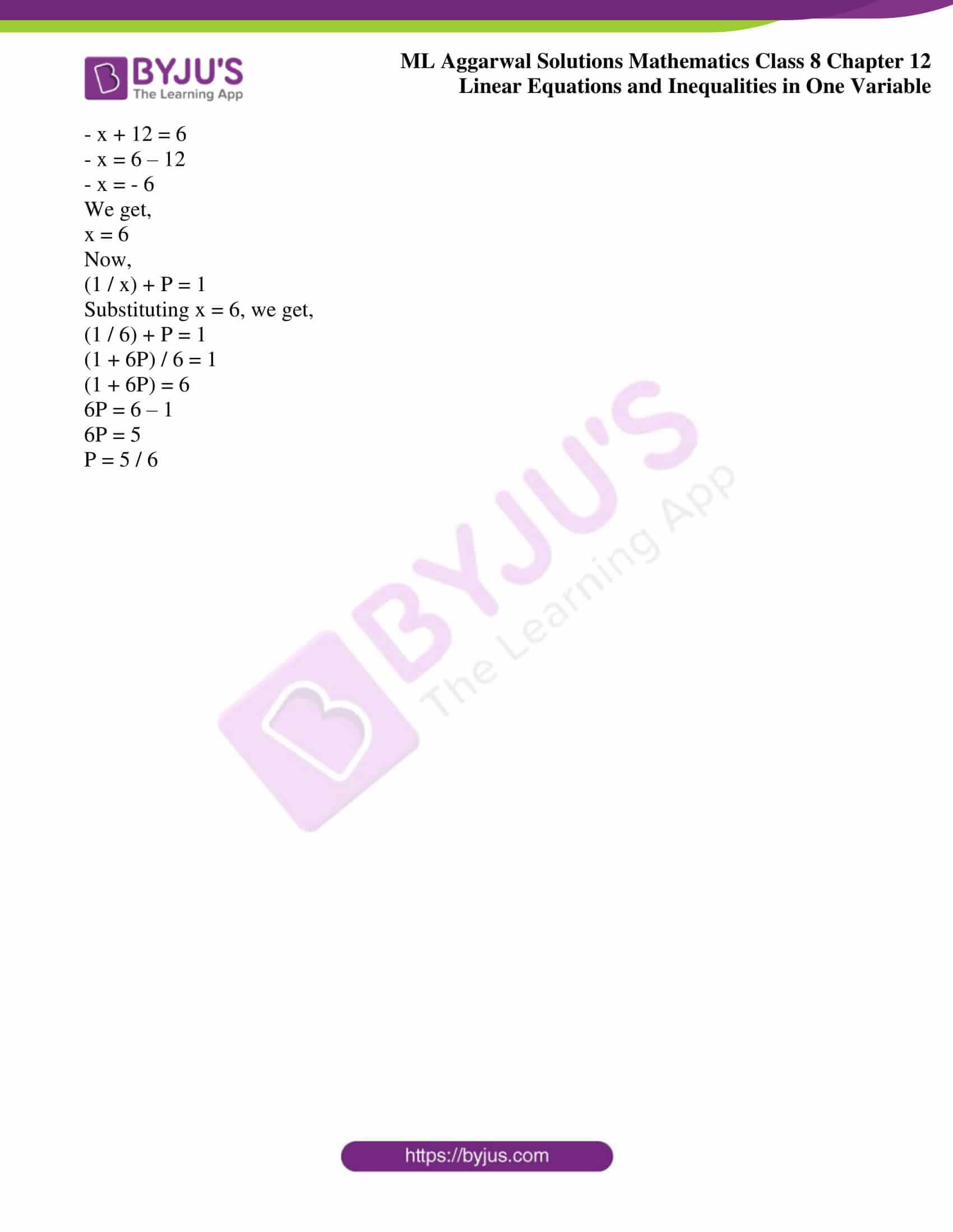 ml aggarwal sol mathematics class 8 ch 12 09