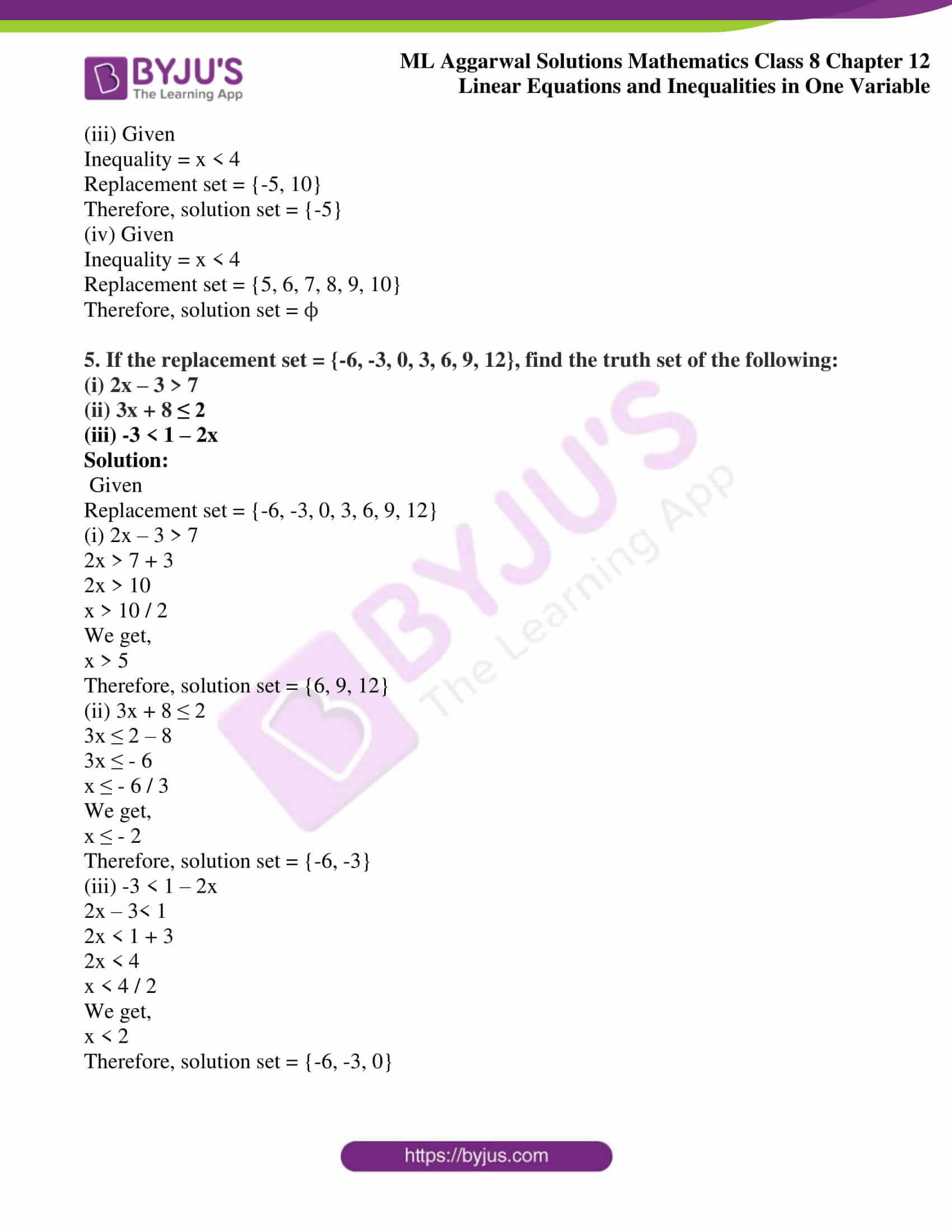ml aggarwal sol mathematics class 8 ch 12 29