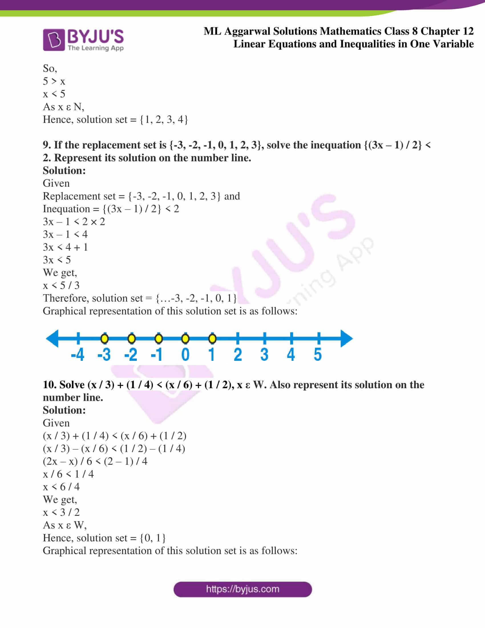 ml aggarwal sol mathematics class 8 ch 12 33