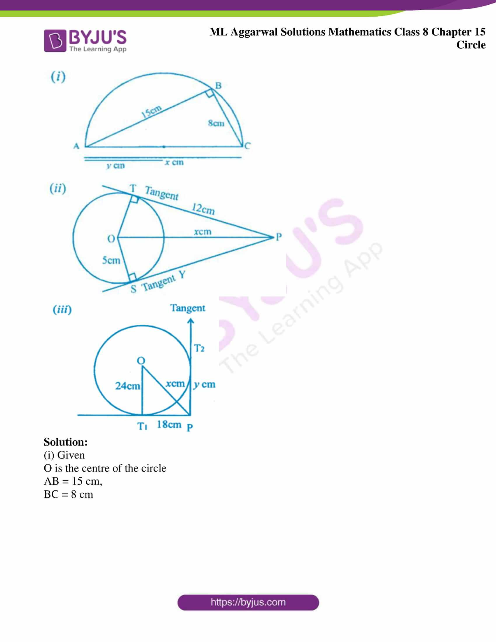 ml aggarwal sol mathematics class 8 ch 15 09