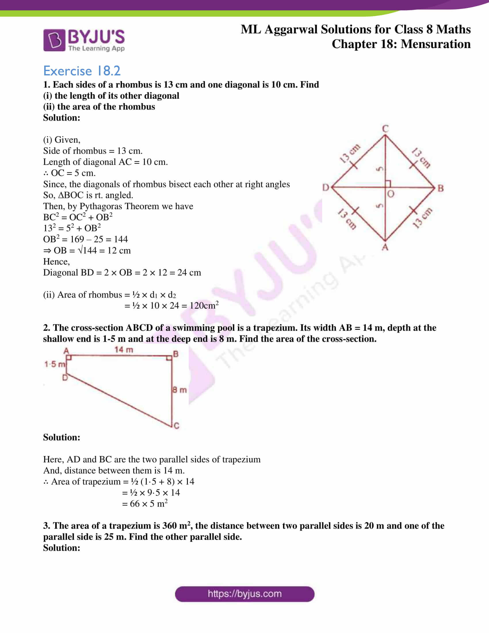 ml aggarwal sol mathematics class 8 ch 18 08