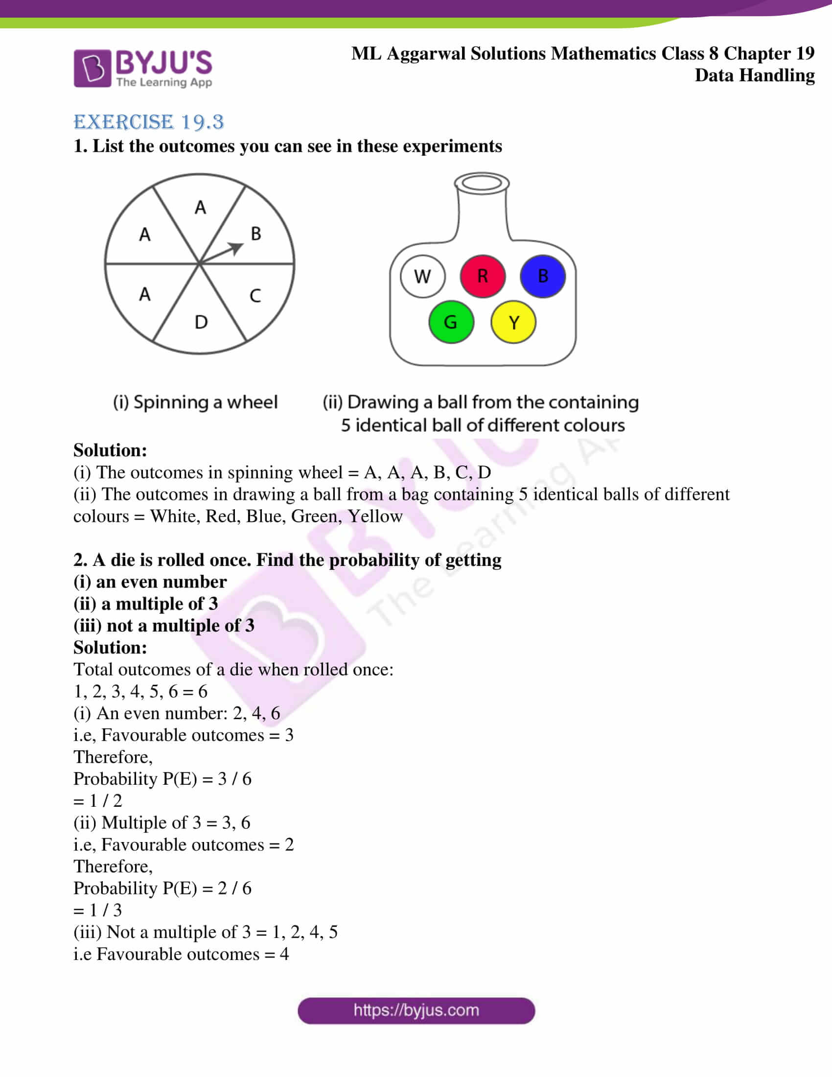 ml aggarwal sol mathematics class 8 ch 19 18