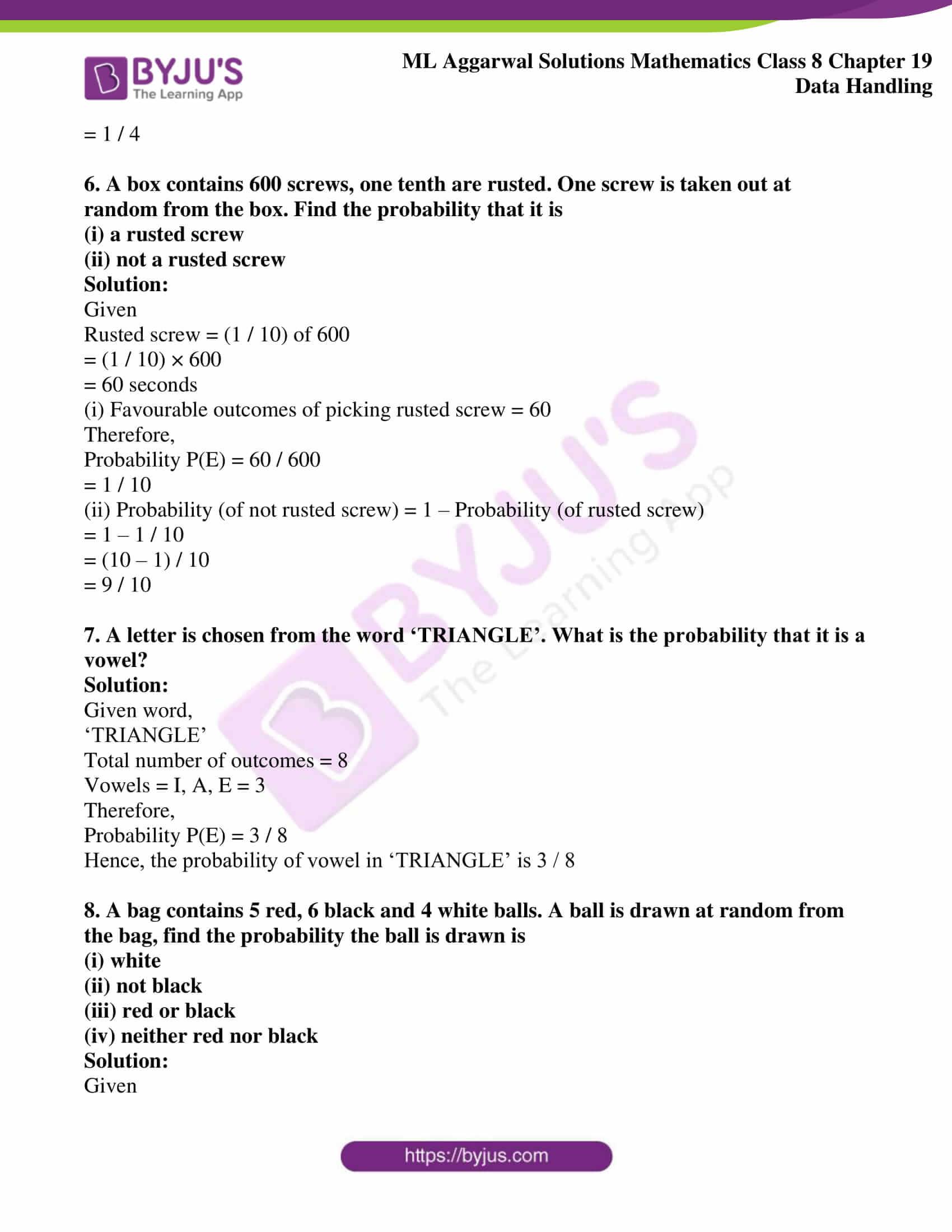 ml aggarwal sol mathematics class 8 ch 19 21