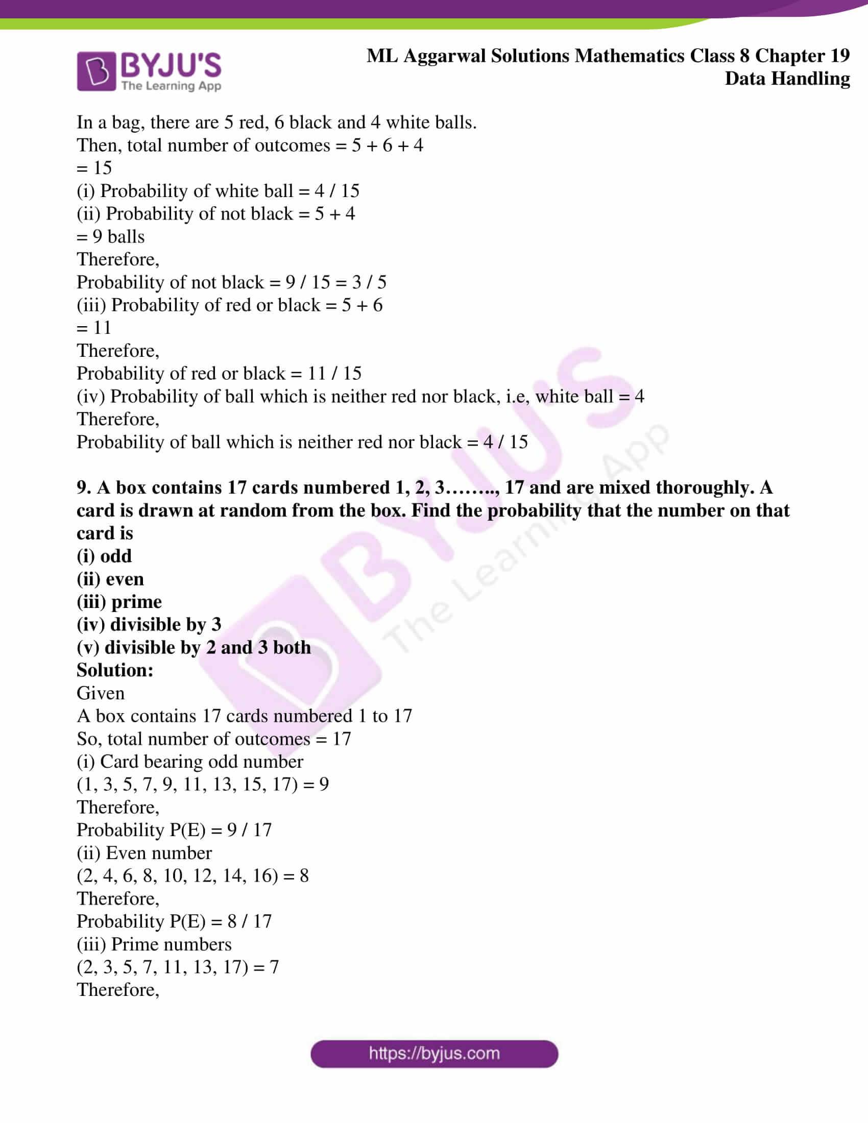 ml aggarwal sol mathematics class 8 ch 19 22