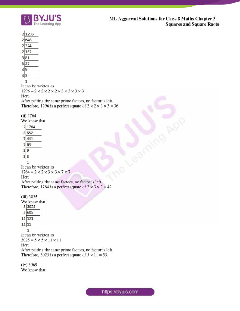 ml aggarwal sol mathematics class 8 ch 3 03