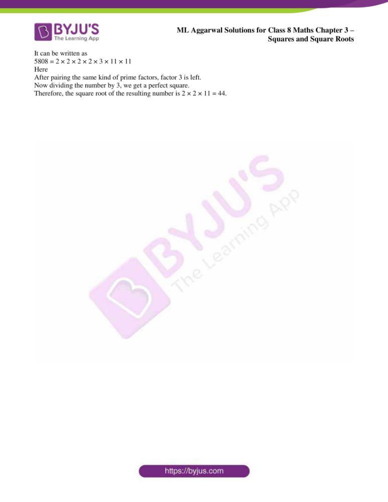 ml aggarwal sol mathematics class 8 ch 3 05
