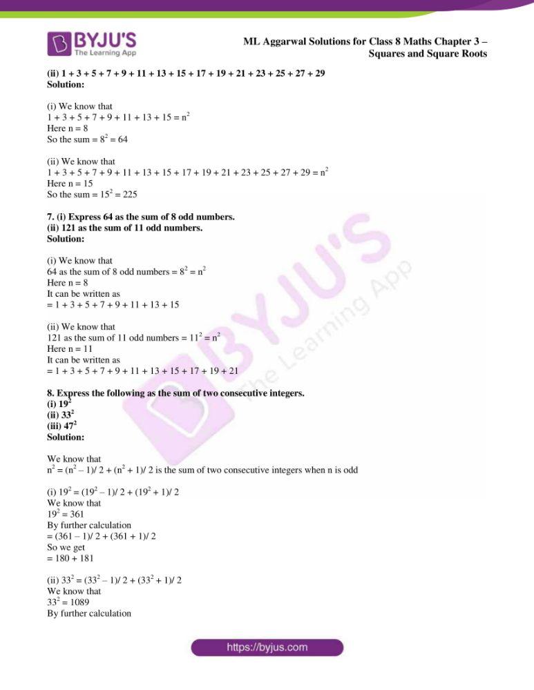 ml aggarwal sol mathematics class 8 ch 3 08