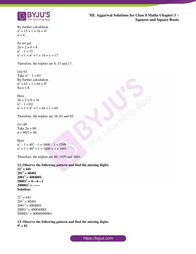 ml aggarwal sol mathematics class 8 ch 3 11