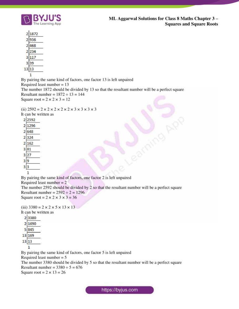 ml aggarwal sol mathematics class 8 ch 3 21