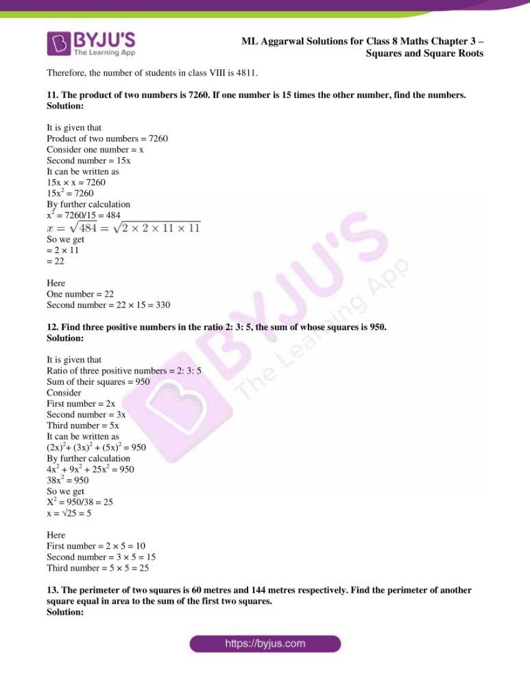 ml aggarwal sol mathematics class 8 ch 3 26