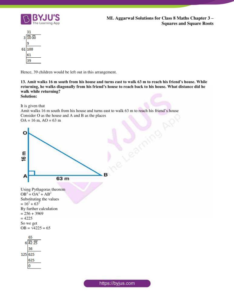 ml aggarwal sol mathematics class 8 ch 3 40