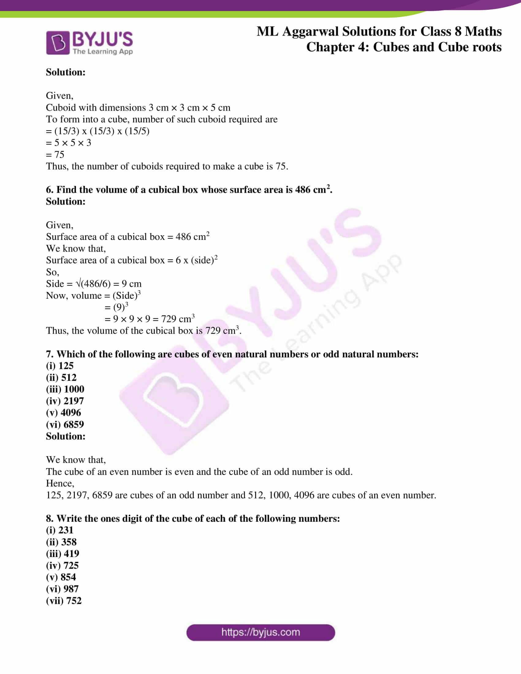 ml aggarwal sol mathematics class 8 ch 4 08