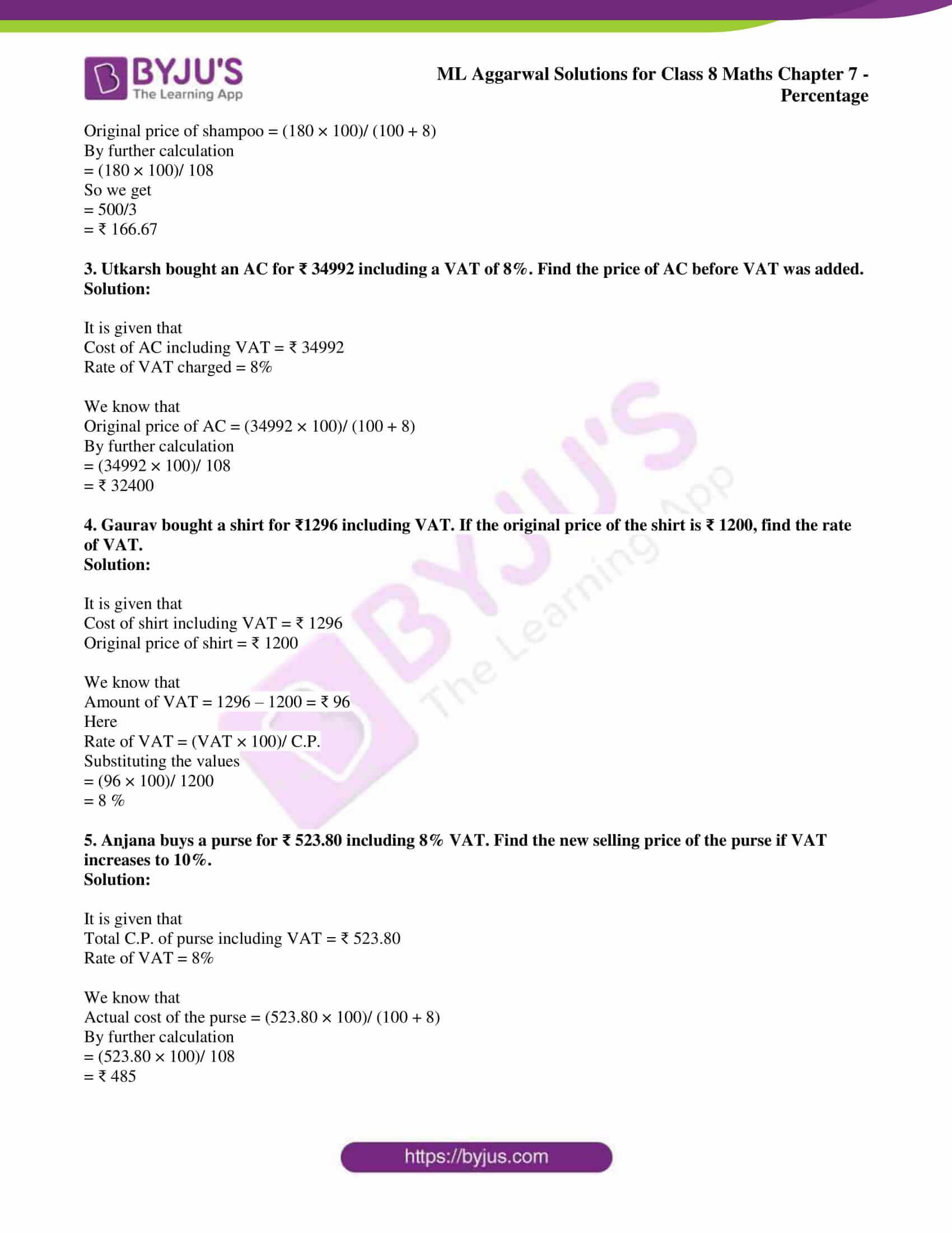 ml aggarwal sol mathematics class 8 ch 7 32