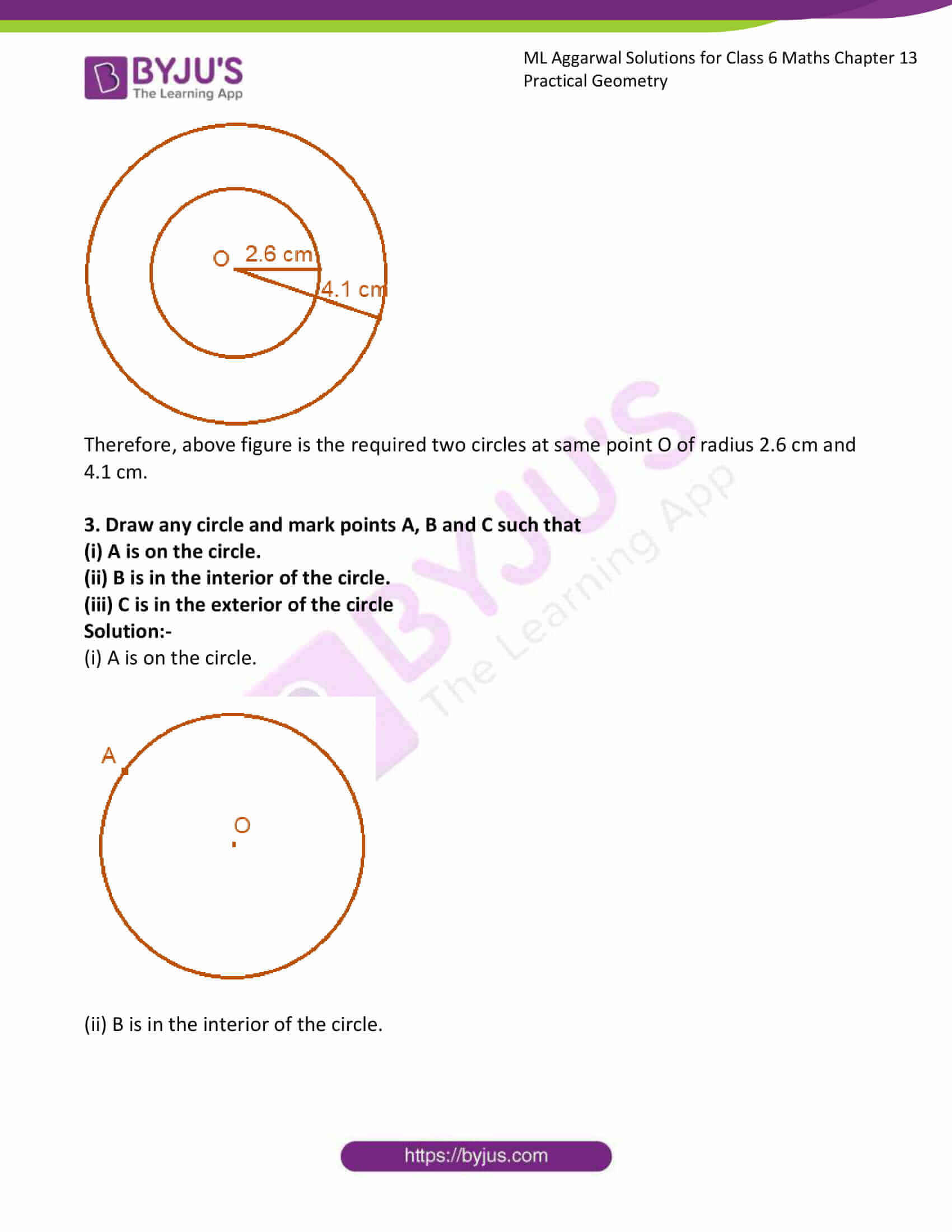 ml aggarwal solutions for class 6 maths chapter 13 3
