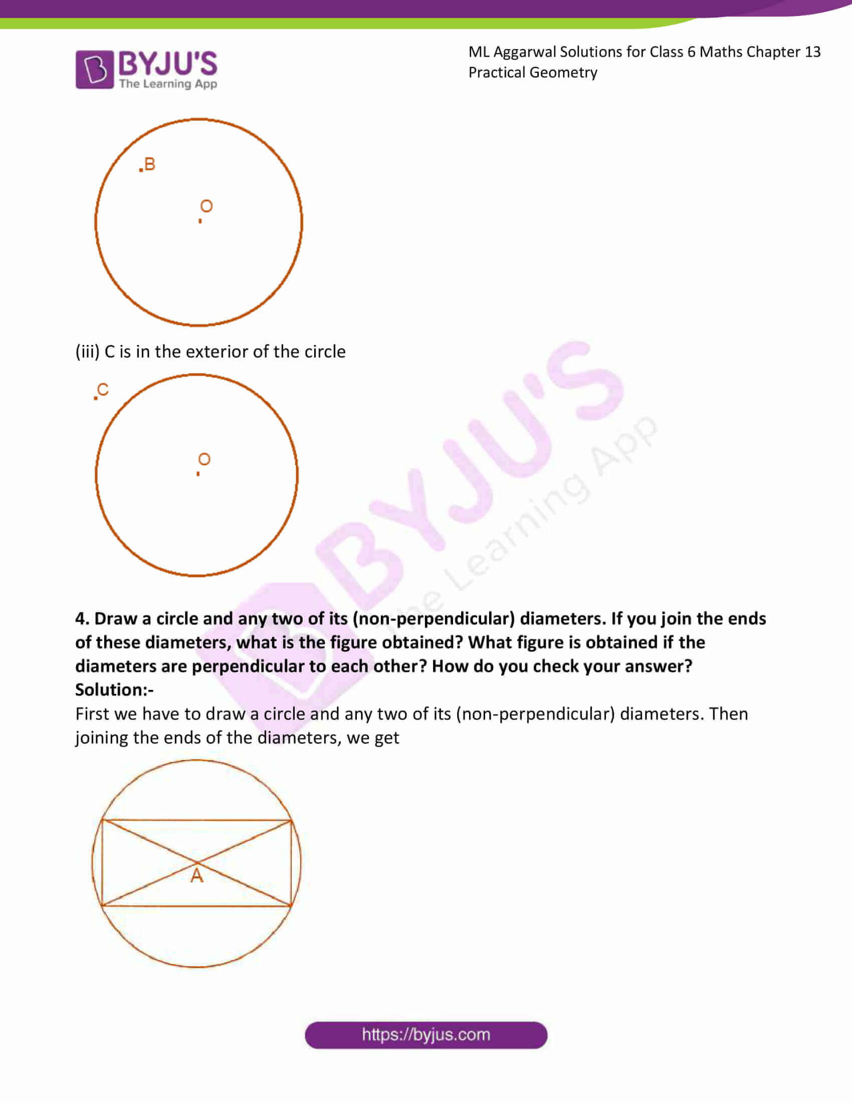 ml aggarwal solutions for class 6 maths chapter 13 4
