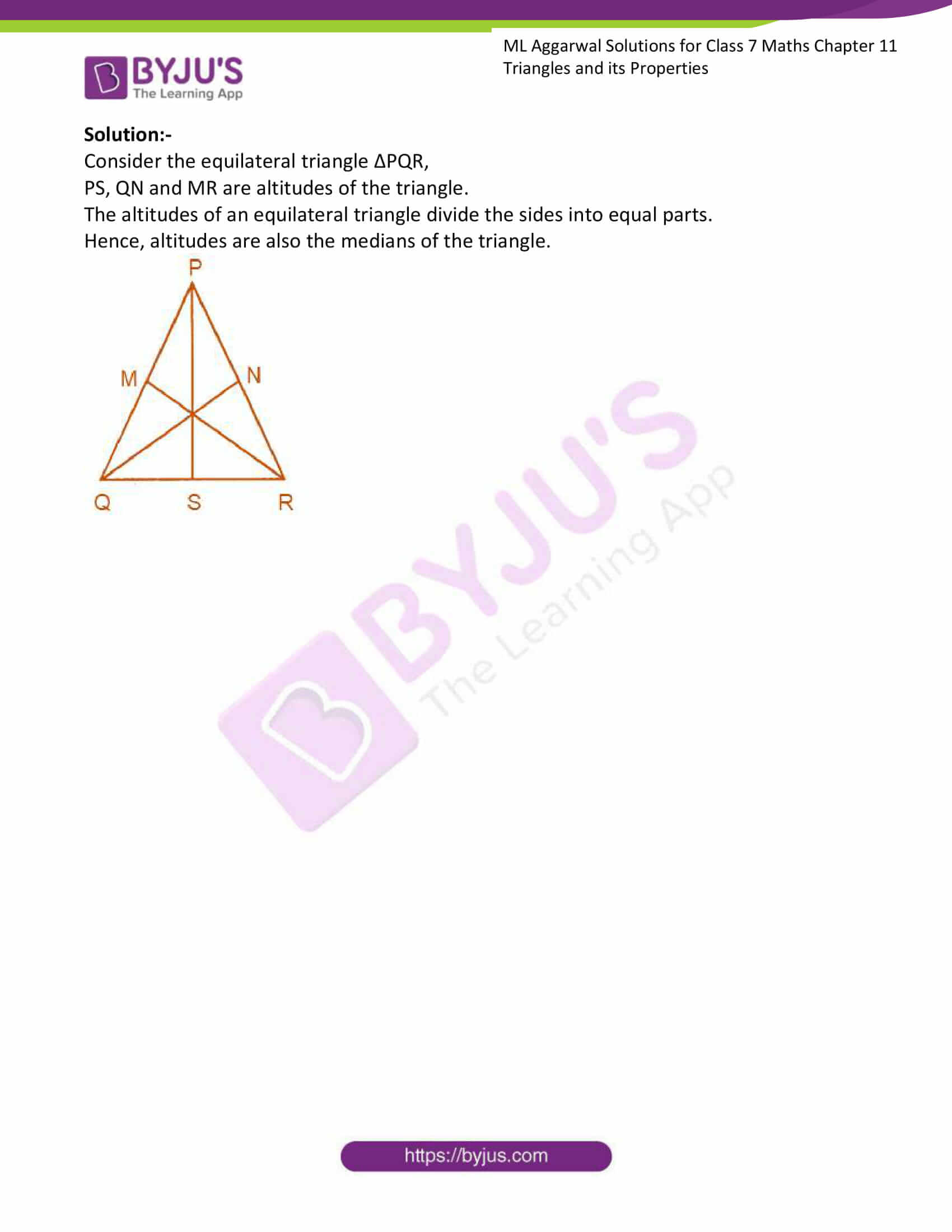 ml aggarwal solutions for class 7 maths chapter 11 5